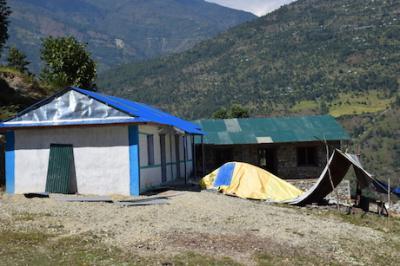 Deepli school build with help of tsw france